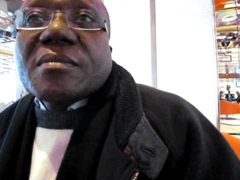 Representante Exército Popular de Libertação de Angola   EPLA