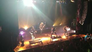 Parkway Drive Bottom Feeder 6-21-17 House of Blues