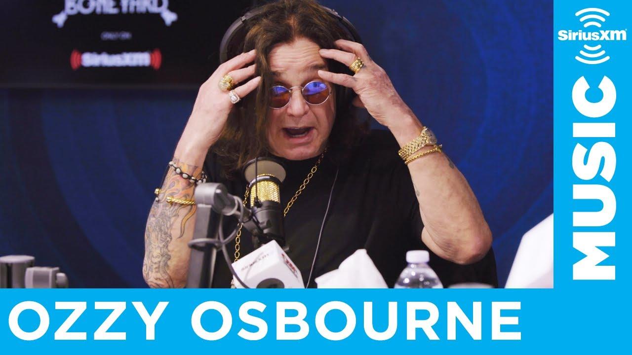 'It's been terribly challenging': Ozzy Osbourne reveals Parkinson's ...