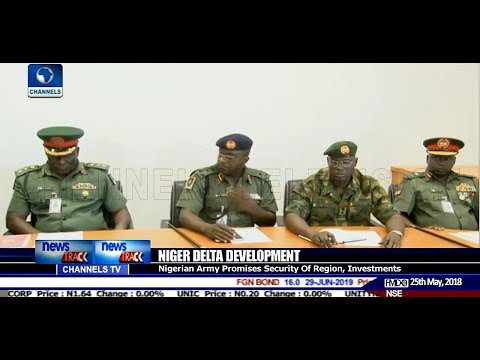 NDDC, Army Pledge Commitment To Security And Development Of Niger Delta Region