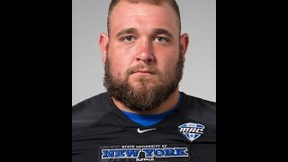 University at Buffalo Football: Trevor Sales