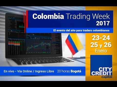 Trading Week Colombia 2017- City Credit Capital - Martes 24 de Febrero.