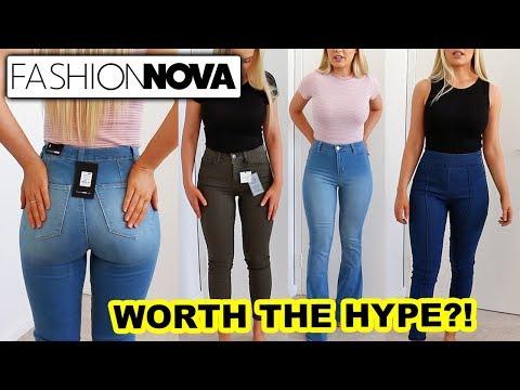 FASHION NOVA JEANS: Worth The Hype?!