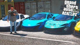 видео McLaren создал суперкар для детей