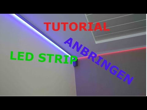 (Tutorial) LED Stripes anbringen