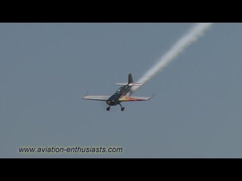 2013 Virginia Beach Patriotic Festival Air Show Patty Wagstaff performance (Sunday)