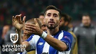¡Gol tricolor y de vestidor! Héctor Herrera adelanta al Porto al minuto 1