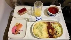 Finnair A321 Business Class Paris to Helsinki AY1578