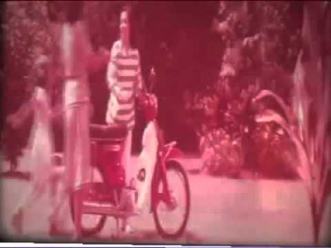 Iklan Jadul Honda C70 (1980-1981) @ TVRI