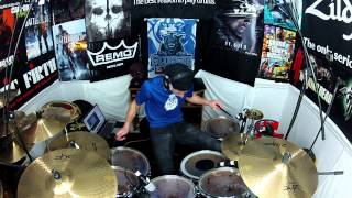 Move Along - Drum Cover - The All-American Rejects