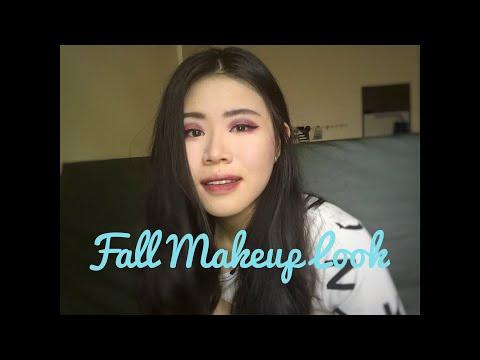 Fall Makeup 2019 Using Xixi Eyeshadow Palette