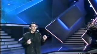 Biagio Antonacci - Voglio vivere in un attimo (Festival di Sanremo 1988)