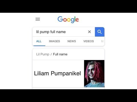 Googling Rappers Full Names