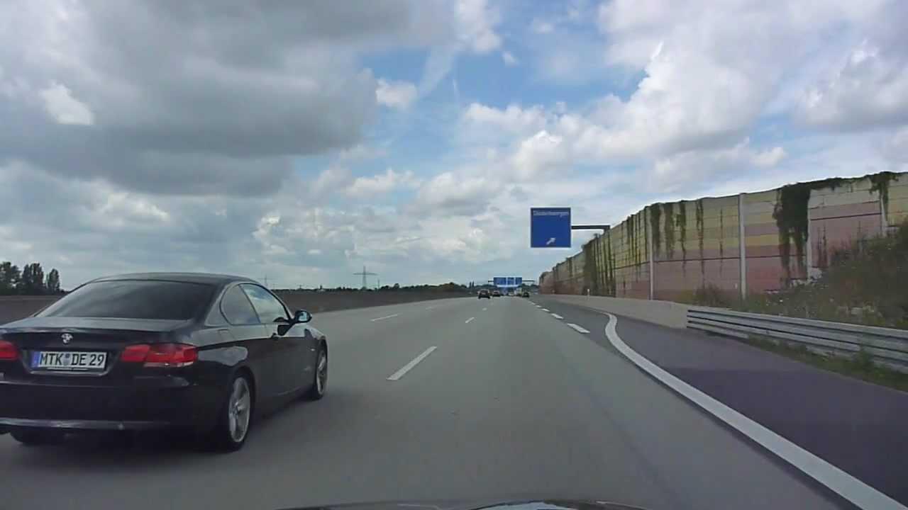 A3 Richtung Frankfurt
