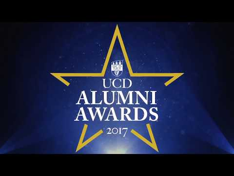 Eamonn Sinnott Receives University College Dublin (UCD) Alumni Award