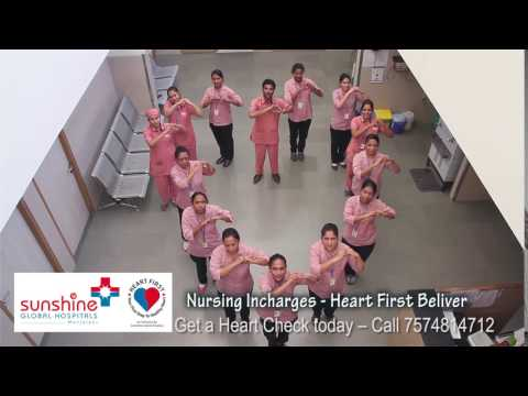 Heart First - Your First Step to Healthy Heart