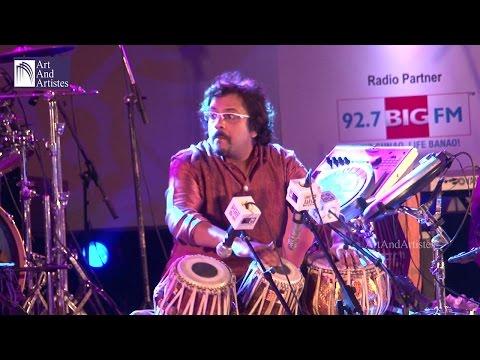 Percussion Ensemble | Indian Drums | Jugalbandi | DrumScape | Fusion | Idea Jalsa | Art and Artistes