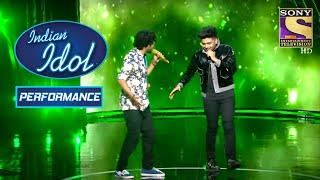 Guru Randhawa ने किया Nihal को Stage पे Join! | Indian Idol Season 12