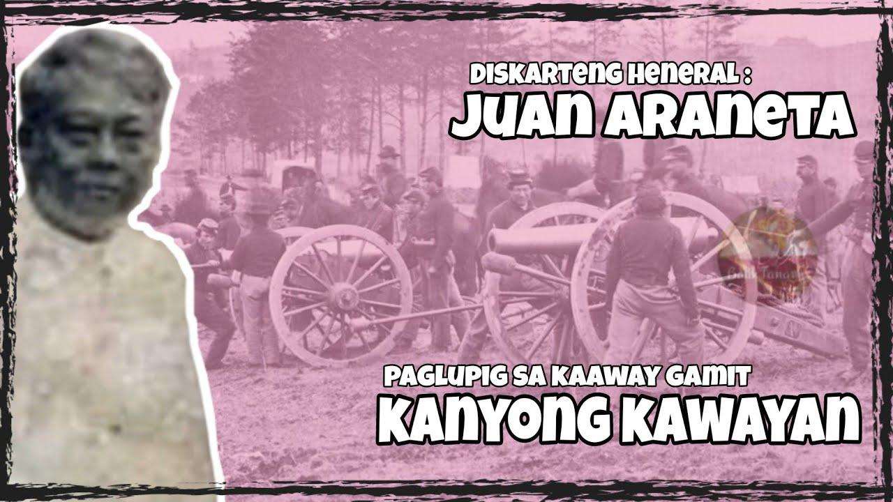 Ang Pinakatusong Heneral ng NEGROS REVOLUTION   Ang paglupig sa kaaway gamit ang patpat