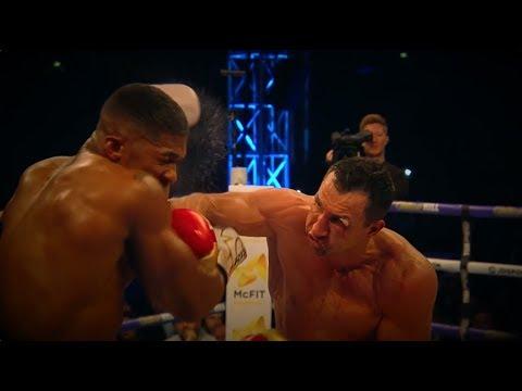 "Joseph Parker makes ""Glass Jaw"" video about Anthony Joshua"
