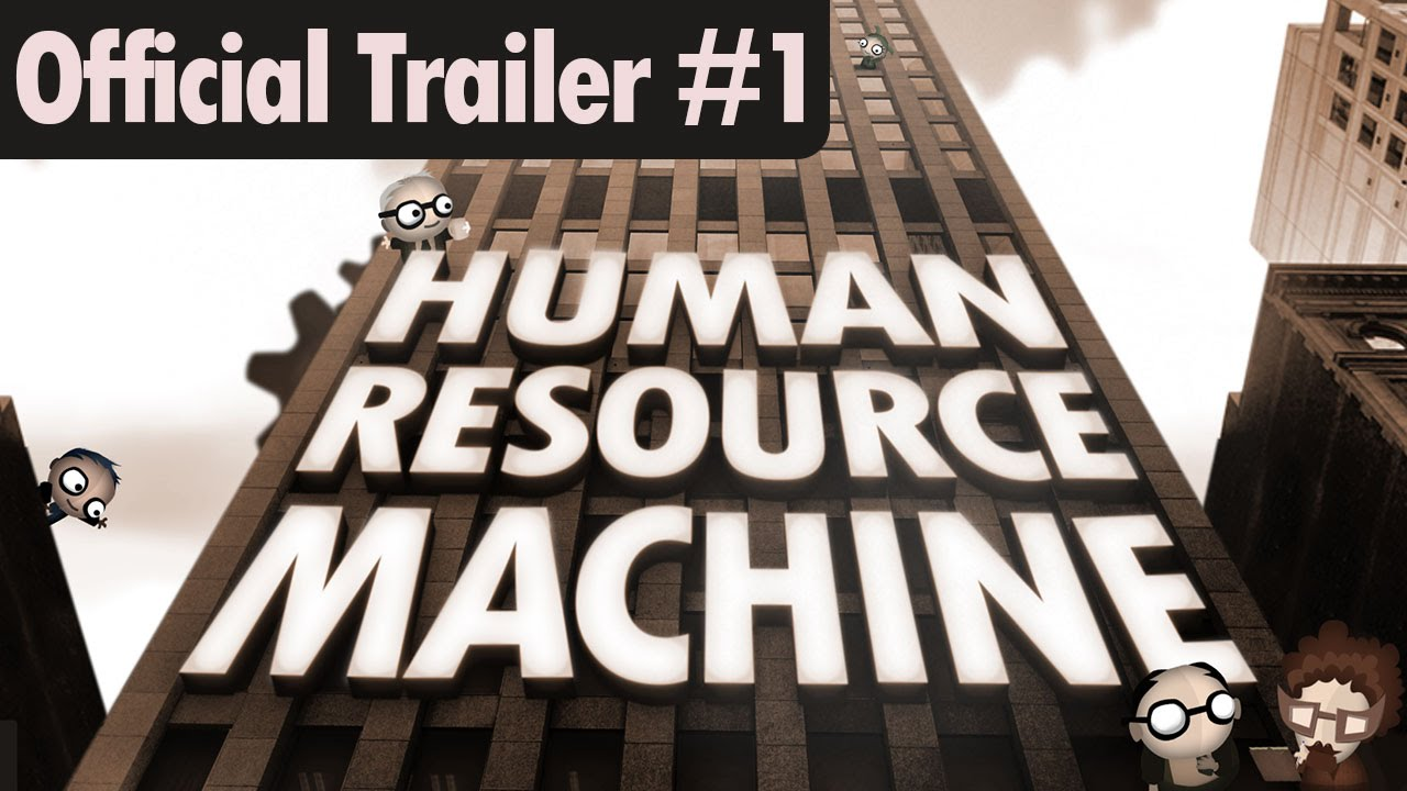 Tomorrow Corporation : Human Resource Machine