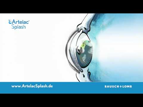 Artelac TV Spot