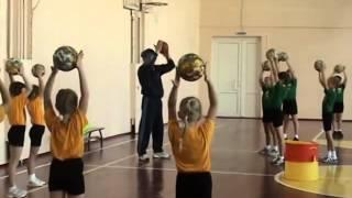 Урок физкультуры, Рогушин_С.Г., 2012