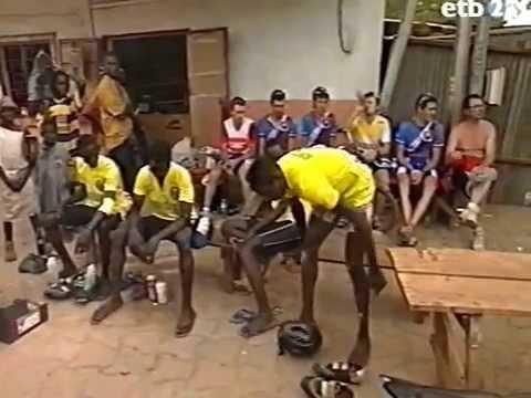 """TOUR DU FASO"" DOCUMENTARY OF CYCLE RACE IN BURKINA FASO"