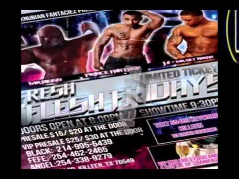 Fresh Flesh Fridays @ Club WallStreet June 15th 2012