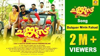 Chunkzz Official Video Song | Dulquer,Nivin,Fahad Song | Omar Lulu | Balu Varghese | Honey Rose