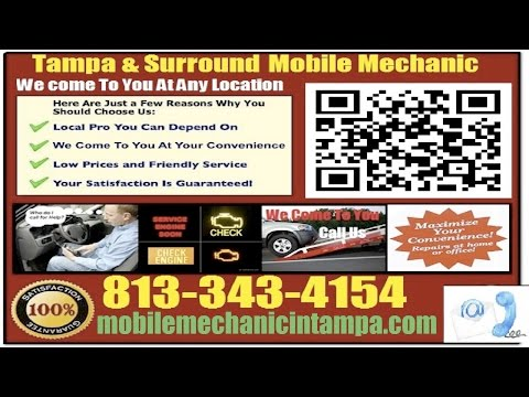 Mobile Auto Mechanic PortRichey Pre Purchase Foreign Car Inspection Vehicle Repair Service Near Me