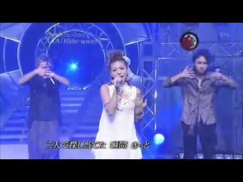 [Live] AAA - Hide-away