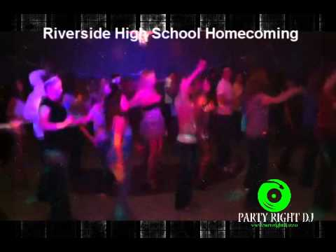 Riverside High School Homecoming