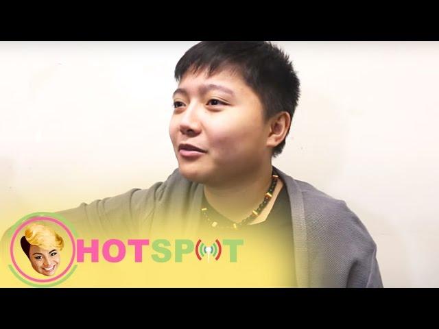 Hotspot 2016 Episode 669: Charice Pempengco, nagbigay pahayag patungkol sa kanyang buhay pag-ibig