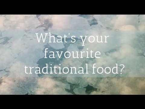Favorite Alaskan Foods (Ulu Project)