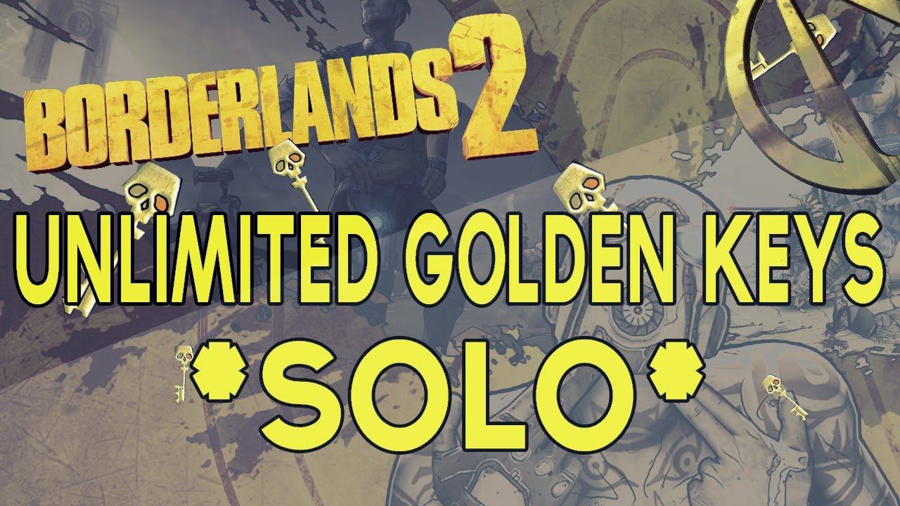 Borderlands 2 Unlimited Golden Keys Glitch Solo!!! II PS3 Tutorial II 1.02 Version. II NO Mods ...