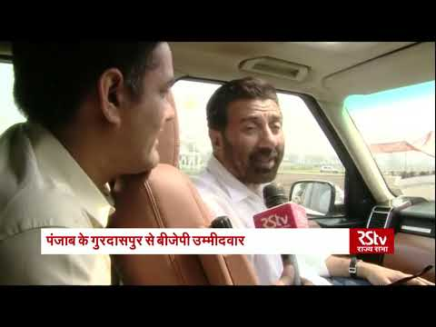 I believe in Modiji, says Sunny Deol, BJP's candidate from Gurdaspur