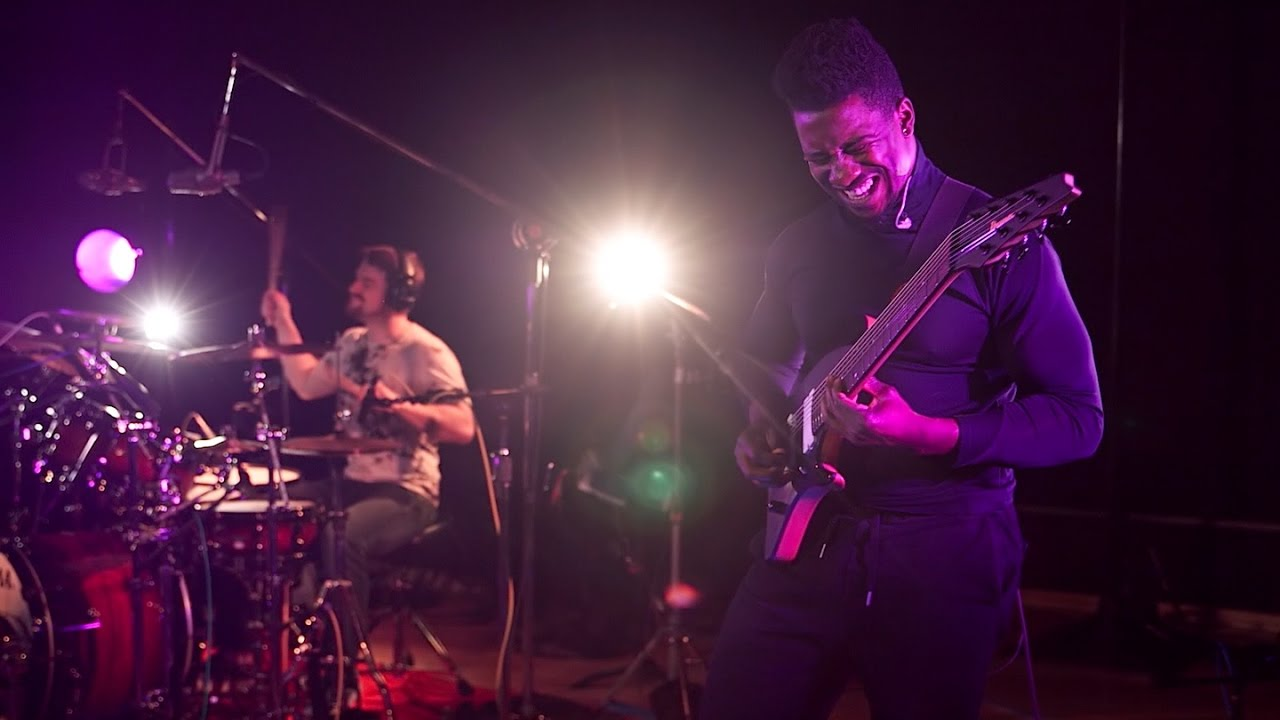 Dunlop Sessions Animals As Leaders Youtube