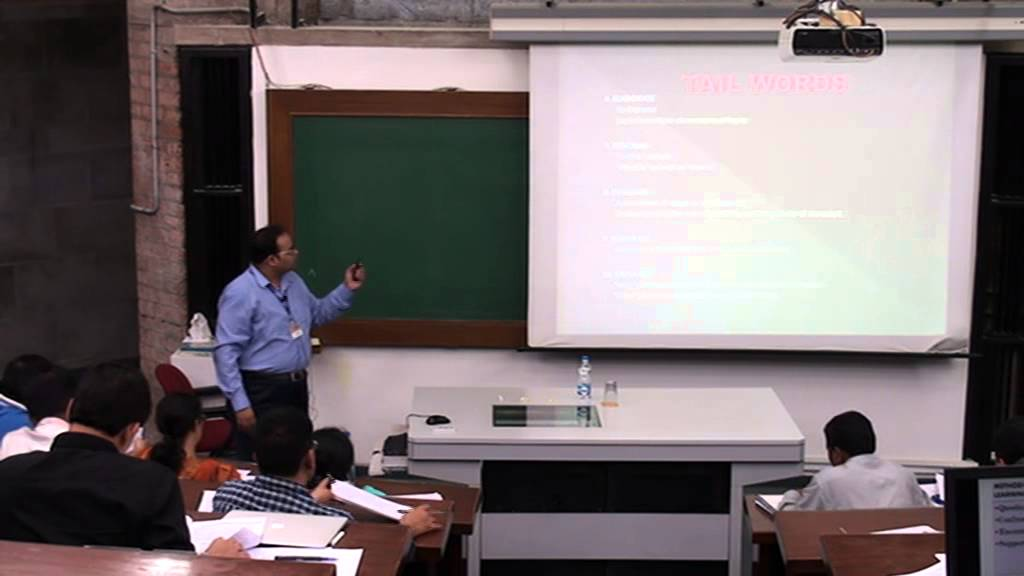 Iim ahmedabad introduction to integrated environment assessment.