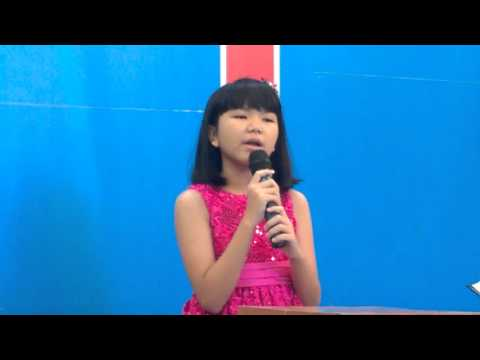 "TC 556 ""Bai Ca Mang Co"" (Song Ngu) - Thao Uyen (29/11/2015)"