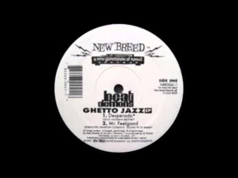 Beat Demons  -  Ghetto Jazz EP (Old School track)