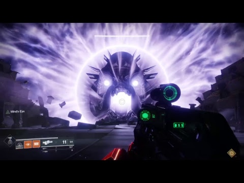 The Leviathan Completion (Destiny 2)