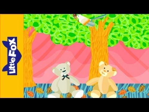 Under the Spreading Chestnut Tree | Song for Kids by Little Fox