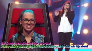 Vietsub Engsub Let her go   The voice