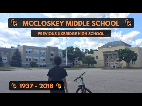 The Final Days of McCloskey Middle School - A Documentary