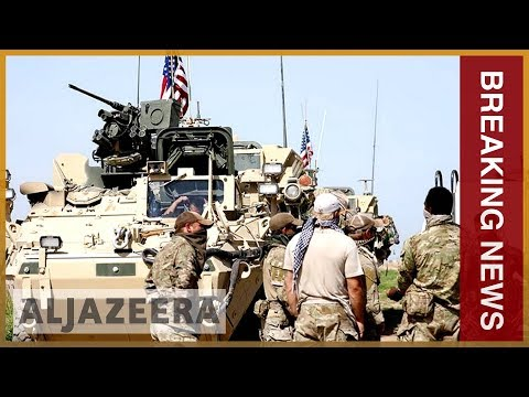 🇺🇸🇸🇾US plans complete withdrawal of troops from Syria: officials l Al Jazeera English