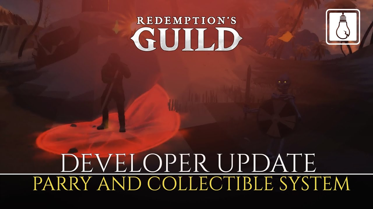 Video | Dev Update | Parry and Collectible System