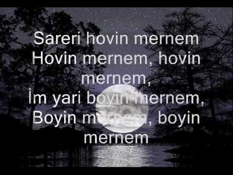 Sareri Hovin Mernem  By Me  & Lena Chamamyan .wmv