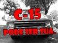 Chevrolet C-15 RARIDADE A VENDA !! 3° DONO 18.000 MIL