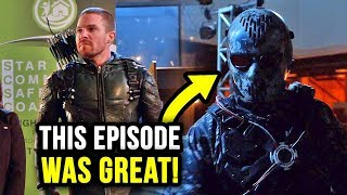 THIS Character Returns in the Future! Team Arrow is BACK! - Arrow 7x12 Review